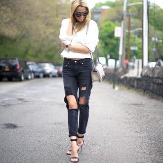 jeans lovers + friends black denim shorts distressed denim revolve clothing revolve revolveme