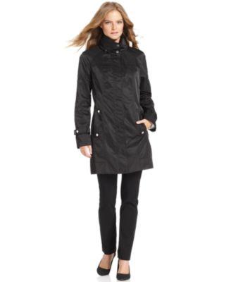 Bar III Field Jacket - Jackets & Blazers - Women - Macy's
