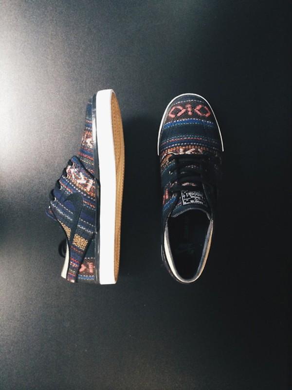 "shoes cool pattern pattern shoes nice sneakers nike sneakers stefan janoski ""hacky sack"" vans"