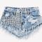 Nevah shorts – kitschy