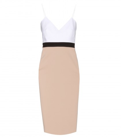 mytheresa.com -  Stretch cotton-blend dress  - Knee-length - Dresses - Clothing - Luxury Fashion for Women / Designer clothing, shoes, bags