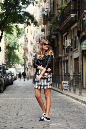 my daily style dress bag sunglasses shoes