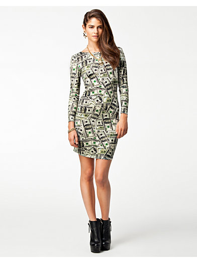 Rich Dress - Estradeur - Print - Festklänningar - Kläder - Kvinna - Nelly.com