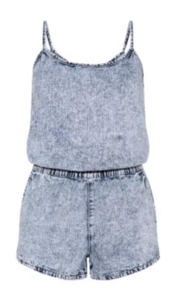 romper denim romper summer outfits