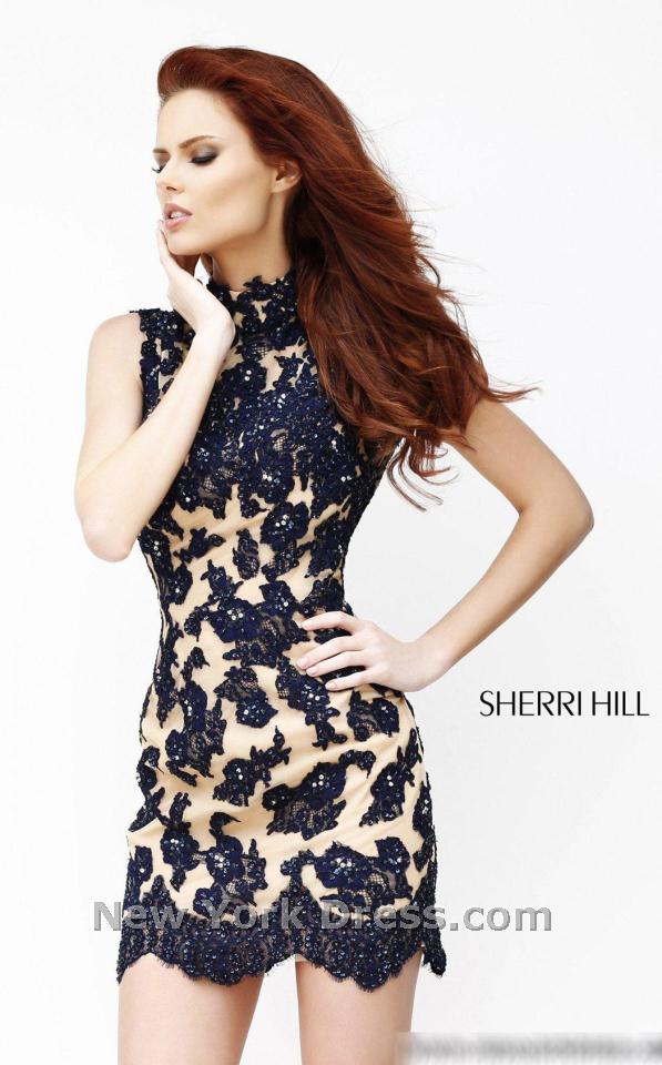 Sherri Hill 21188 Robe - french.NewYorkDress.com