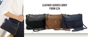 Buy Perforated Mini Across-The-Body Bag from the Next UK online shop