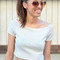 Melanie stripe top - creme – shopcivilized
