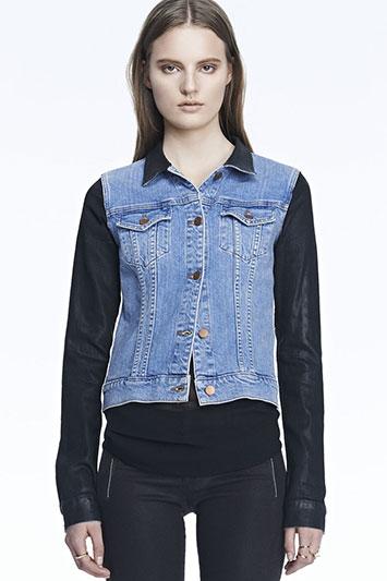 403 Slim Fitted Jacket | J Brand