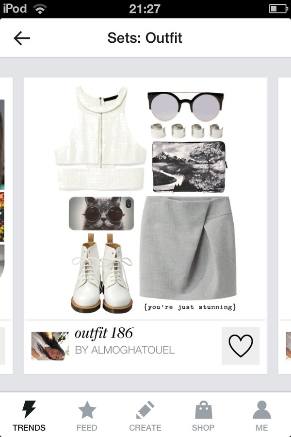 tank top shoes sunglasses jewels bag skirt