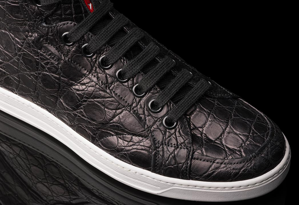 Prada E-Store · Uomo · Calzature · Sneakers 4T2596_3EA5_F0967
