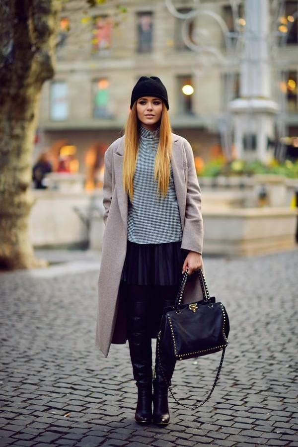 kayture coat shoes bag hat t-shirt jewels