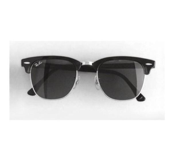 sunglasses style black frame