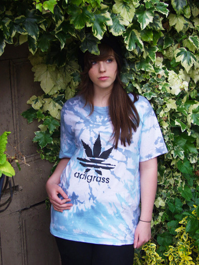 Adigrass t-shirt · Brash Clothing · Online Store Powered by Storenvy