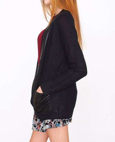 Benefit Cardigan Black in Clothes
