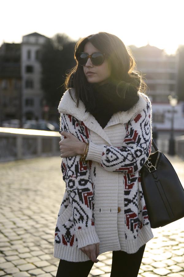 lovely pepa jacket shoes jeans bag sunglasses