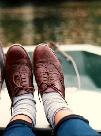 shoes oxfords preppy