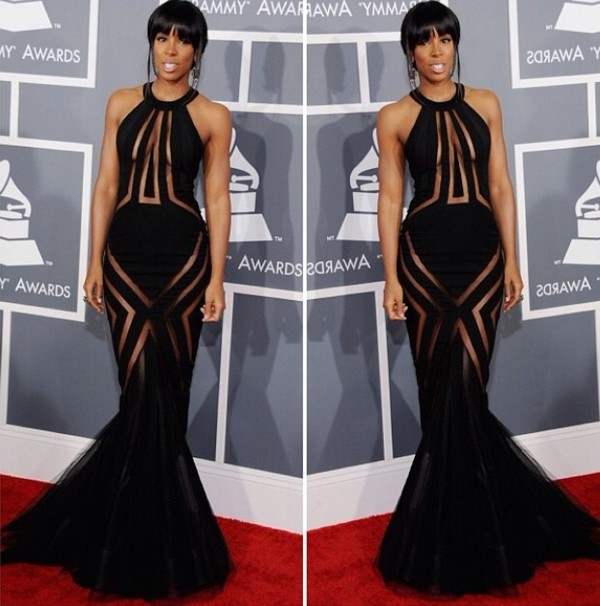 dress kelly rowland