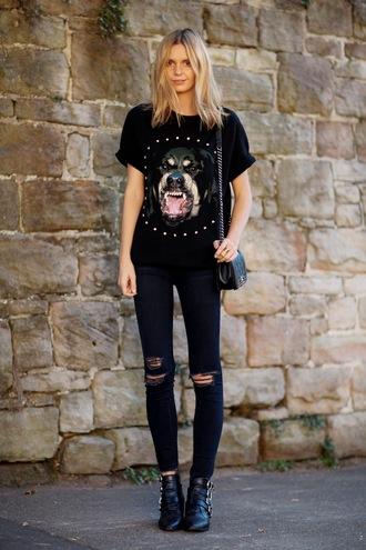 tuula sweater jeans shoes bag jewels