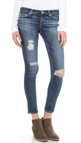 AG Adriano Goldschmied Ankle Legging Jeans |SHOPBOP | Save up to 30% Use Code BIGEVENT14