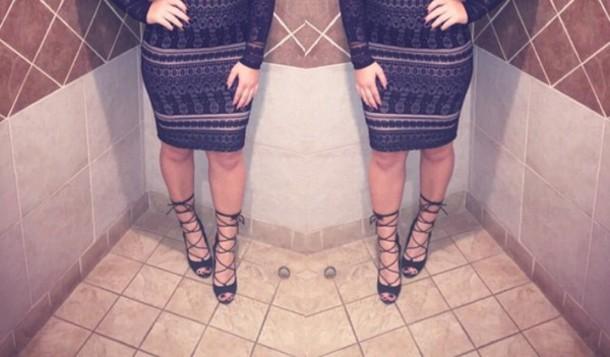 shoes black heels heels straps hot