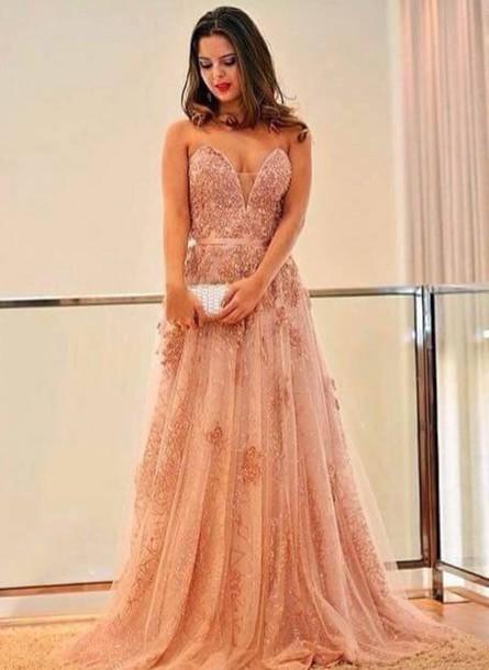 dress prom dress long prom dress long dress sweetheart dress