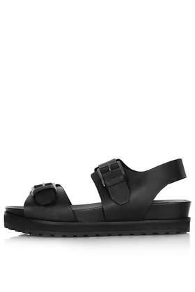 FRANKIE Razor Sole Sandals - Flats - Shoes - Topshop USA