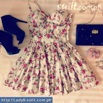 Floral And Aztec Bustier Dress Supplier - Brand New For Sale Philippines	- 14625102