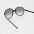 Yves Saint Laurent YSL 6380/S 807/2T Sunglasses Black | VisionDirect Australia