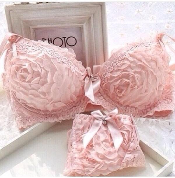 underwear pink