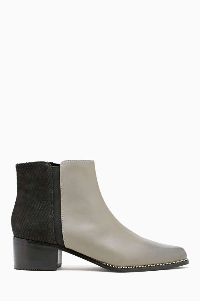 Grey City Walker Boot in  Shoes at Nasty Gal