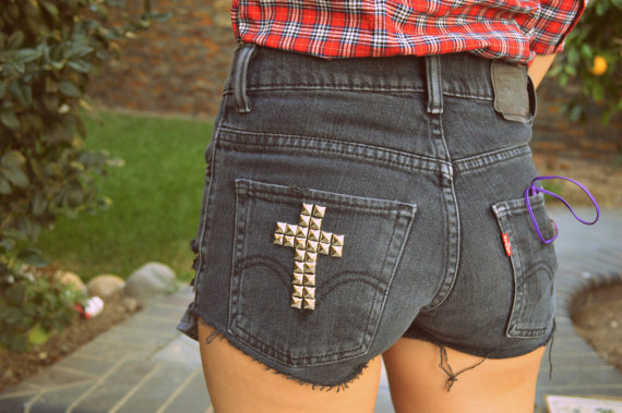 The 'Sin City' Shorts Levis - Nerdy Youth