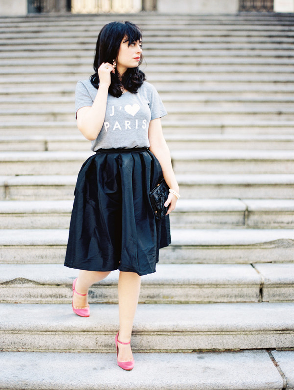 coco and vera t-shirt skirt shoes bag jewels