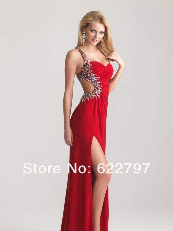 dress red prom long fashion prom dresses prom dress coat hair accessory red dress red prom dress