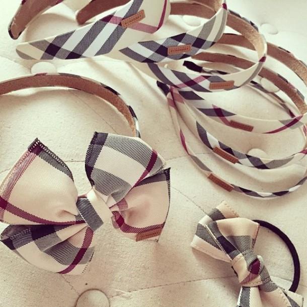 hair accessory burberry headband hair accessory hair bow hair band