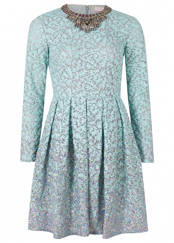 Winter Garden Organza Dress | Shop Home | Matthew Williamson