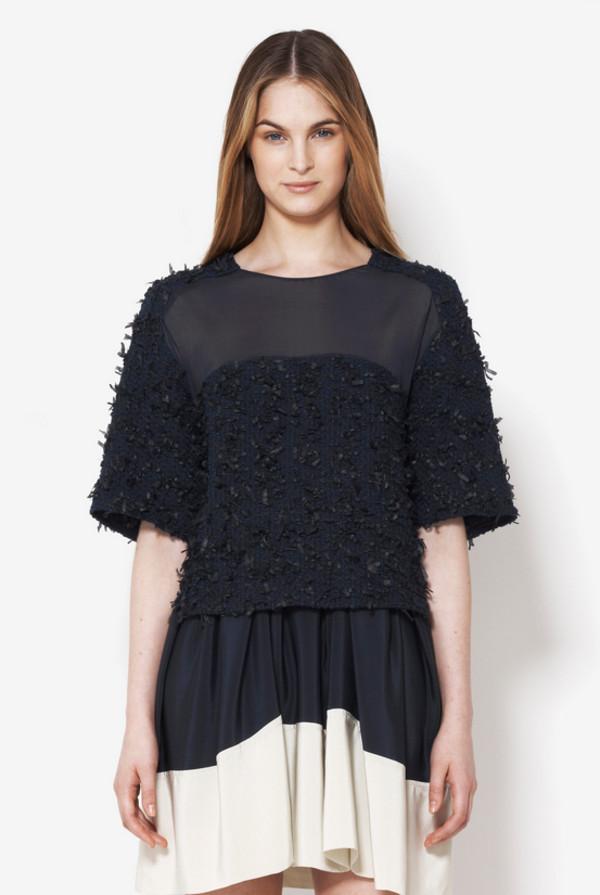 shirt lookbook fashion phillip lim skirt