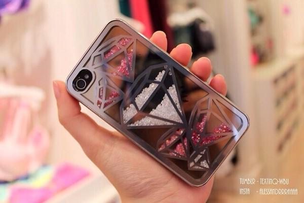jewels iphone iphone case diamonds beaded diomand glitter cute iphone 5 case iphone 5 case phone cover