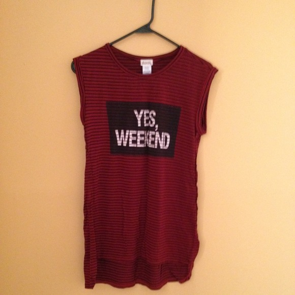 58% off  Tops - Yes Weekend Shirt from Hani's closet on Poshmark