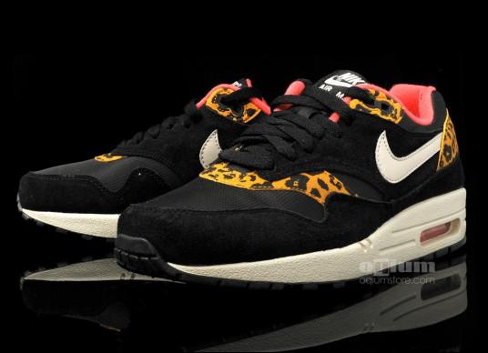 """Nike Air Max 1 """"Leopard""""  - Oqium Store Paris"""