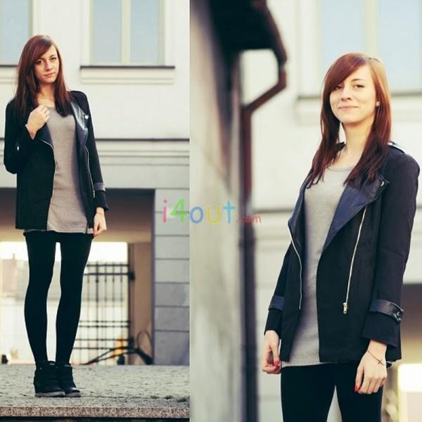 jacket lookbook clothes coat jumper trench coat tendance fashion style stylish design jacket beautiful model