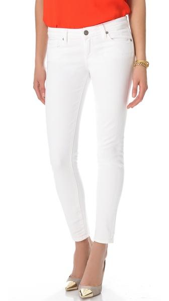 Paige Denim Skyline Ankle Skinny Jeans | SHOPBOP