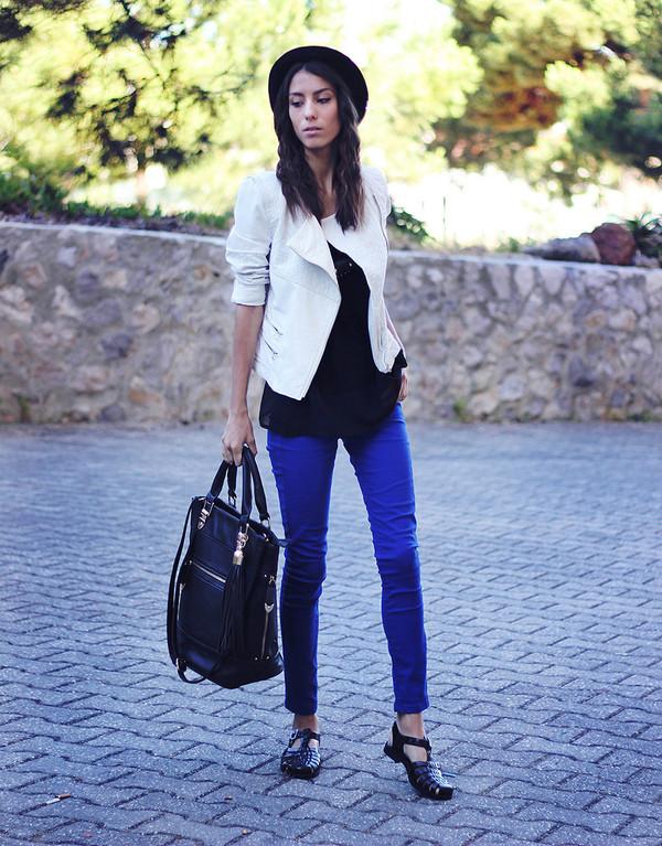 mexiquer jacket jewels bag pants shoes