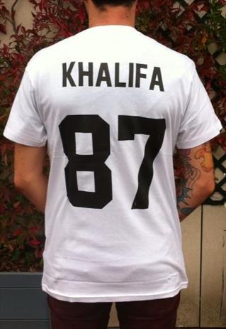T-shirt Eleven Paris Khalifa   MOM SAID NO   ASOS Marketplace