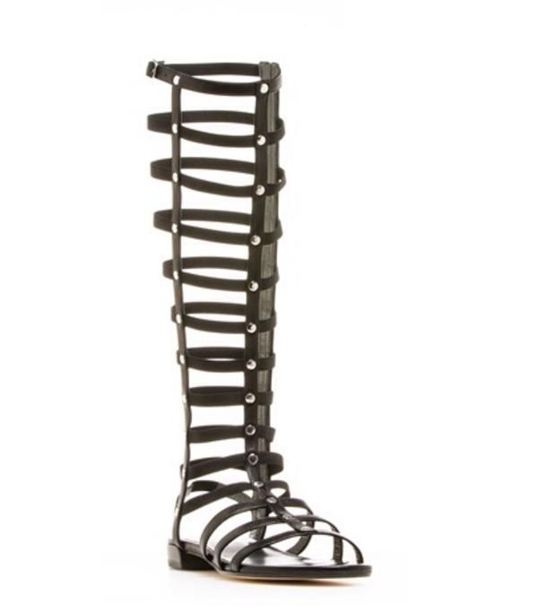 shoes black flat sandals sandals gladiators gladiators black sandals