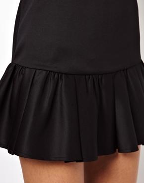 ASOS   ASOS Structured Mini Skirt at ASOS