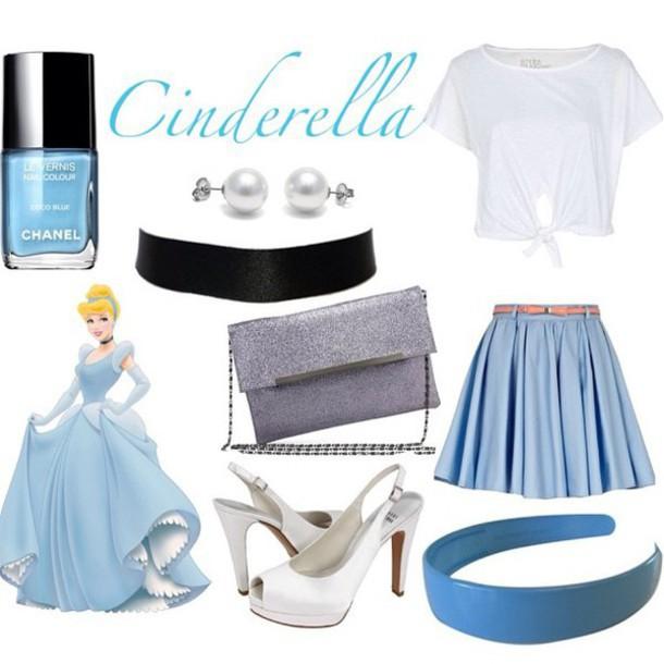 skirt cinderella skirt