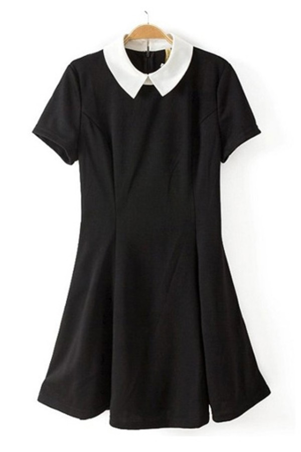 dress persunmall persunmall dress black dress black short dress