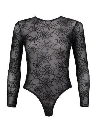 underwear mesh mesh bodysuit halloween sexy halloween costume