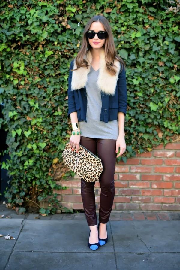 m loves m t-shirt jacket jeans bag shoes sunglasses