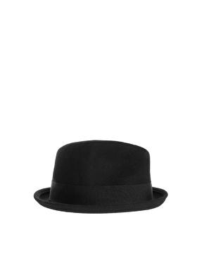 Brixton | Brixton Gain Fedora Hat at ASOS